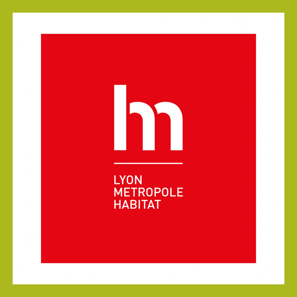 logo Lyon métropole habitat SteelBox