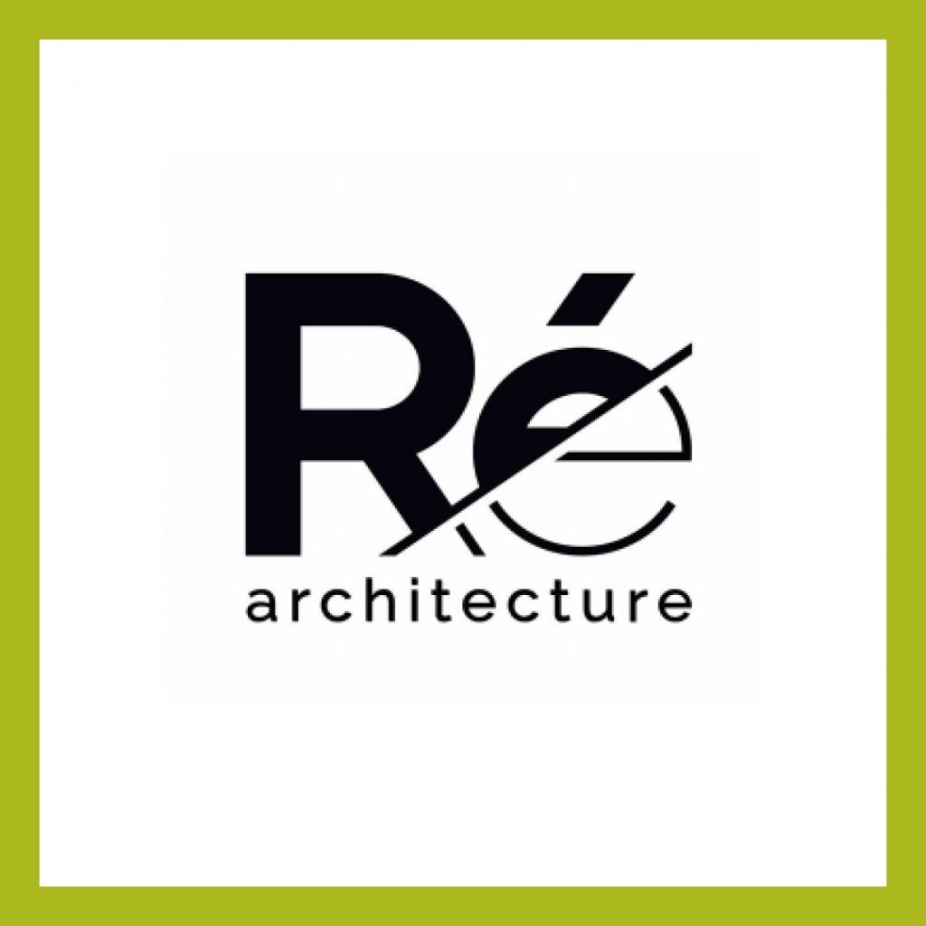logo Ré architecture SteelBox